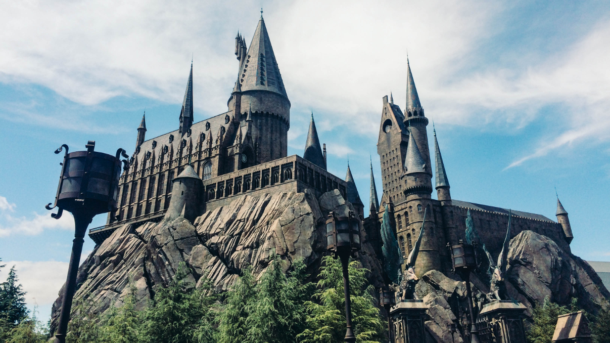 Amusement Park Harry Potter